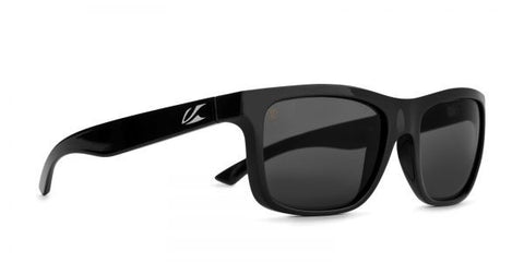 Kaenon - Clarke Black Sunglasses, G12 Grey Lenses