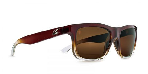 Kaenon - Clarke Cola Sunglasses, B12 Brown Lenses