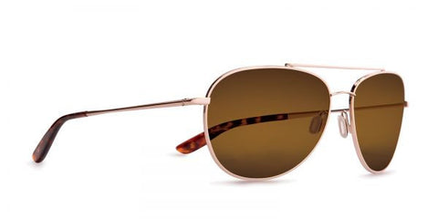 Kaenon - Driver Gold / Tortoise Sunglasses, B12 Brown Lenses
