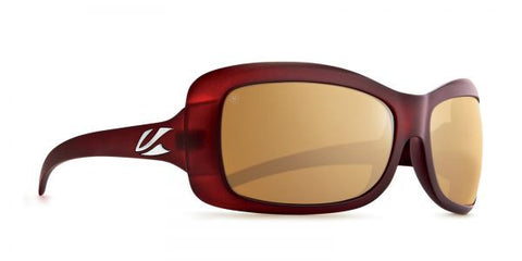 Kaenon - Georgia Gold Coast Sunglasses, B12 Brown-Gold Mirror Lenses