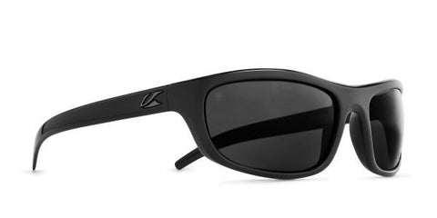 Kaenon - Hutch Black Sunglasses, G12 Grey Lenses