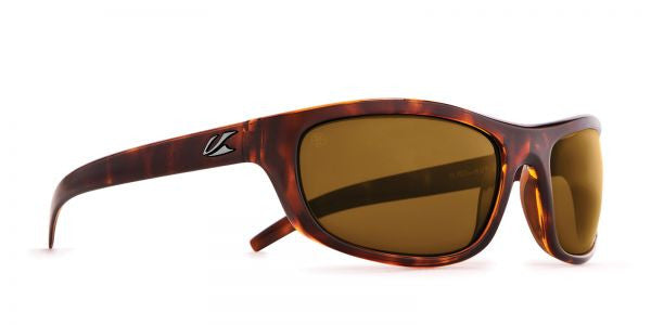Kaenon - Hutch Tortoise Sunglasses, B12 Brown Lenses