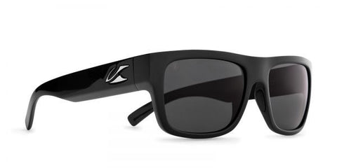 Kaenon - Montecito Black Sunglasses, G12 Grey Lenses