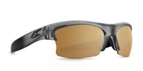 Kaenon - S-Kore Carbon/Black Sunglasses, B12 Brown-Gold Mirror Lenses