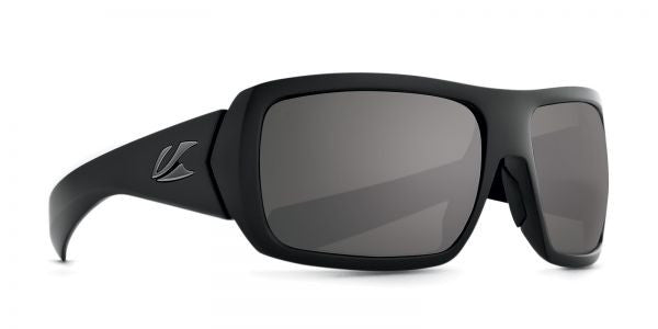 Kaenon - Trade Black Label Sunglasses, G12 Grey-Black Mirror Lenses