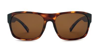 Kaenon - Redding Tortoise Matte Grip Sunglasses / Ultra Brown 12 Lenses