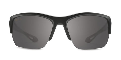 Kaenon - Arcata SR 63mm Matte Black Sunglasses / Ultra Black Mirror Polarized Lenses