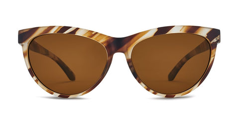 Kaenon - Madera 56mm Driftwood Sunglasses / Brown 12 Polarized Lenses