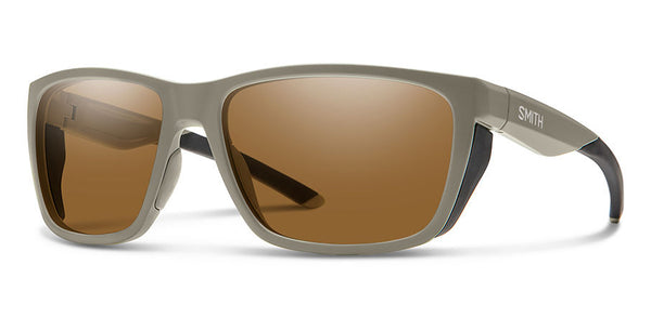 Smith - Longfin Elite Tan 499 Sunglasses / Brown Lenses