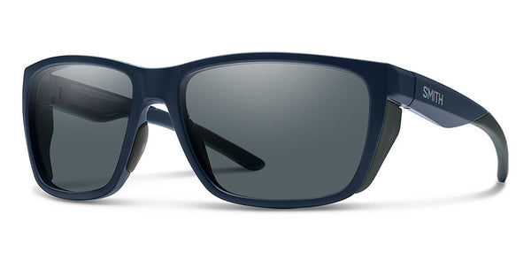 Smith - Longfin Elite Matte Deep Ink Sunglasses / Polarized Gray Lenses