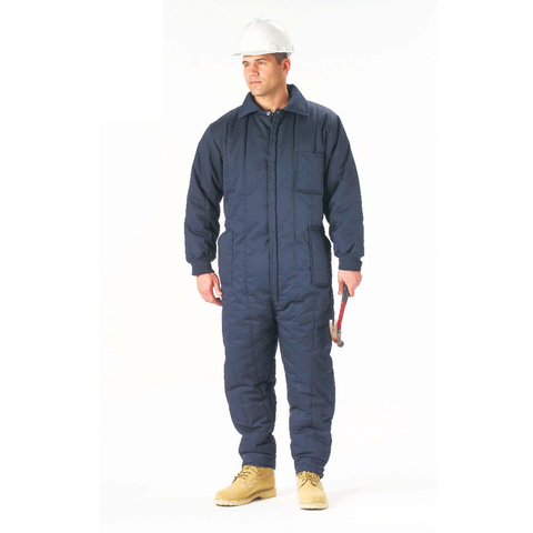Rothco - Insulated Navy Blue Coveralls