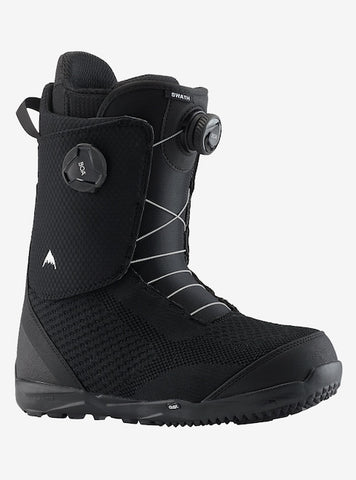 Burton - Men's Swatch Boa Black Snowboard Boots