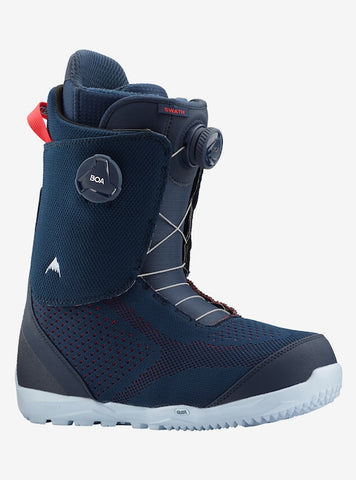 Burton - Men's Swatch Boa Blue Red Snowboard Boots