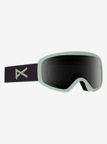 Anon - Women's Insight Purple Snow Goggles / Sonar Smoke + Spare Amber Lenses
