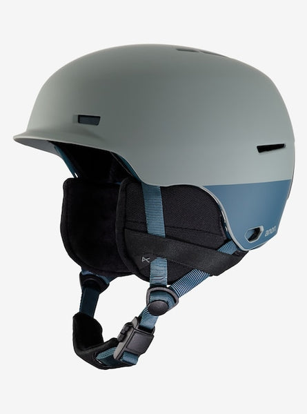 Anon - Men's Highwire Small Lay Back Gray Snow Helmet