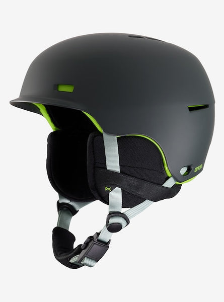 Anon - Men's Highwire Medium Gray Pop Snow Helmet