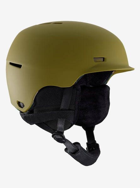 Anon - Men's Highwire XL Camo Snow Helmet