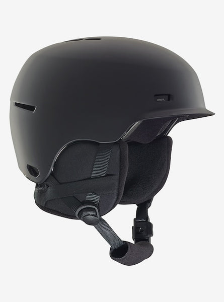 Anon - Kids' Flash S-M Tangle Gray Snow Helmet