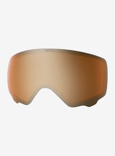 Anon - Women's WM1 Sonar Bronze Snow Goggle Replacement Lens