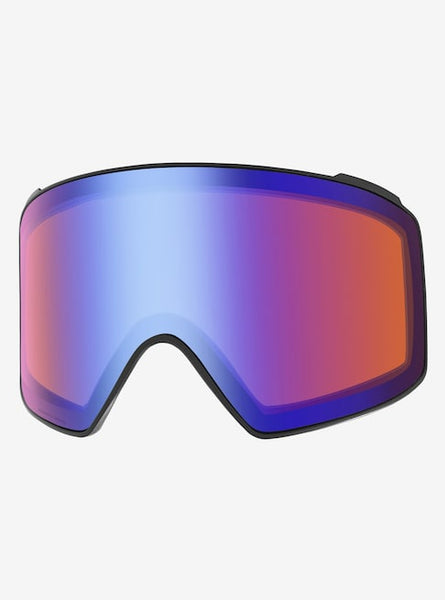 Anon - Men's  M4 Cylindrical Sonar Blue Snow Goggle Replacement Lens