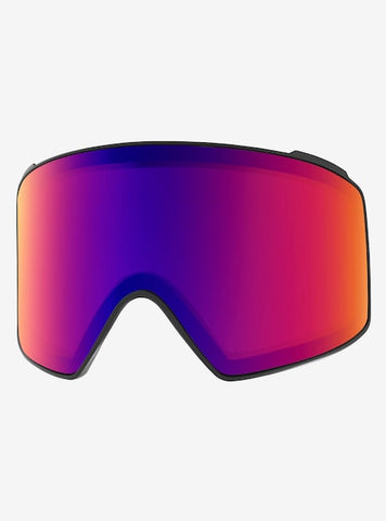 Anon - Men's M4 Cylindrical Sonar Infrared Blue Snow Goggle Replacement Lens