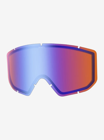 Anon - Men's Relapse Sonar Blue Snow Goggle Replacement Lens