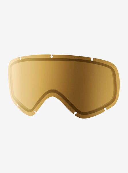 Anon - Men's Helix 2.0 Sonar Gold Snow Goggle Replacement Lens