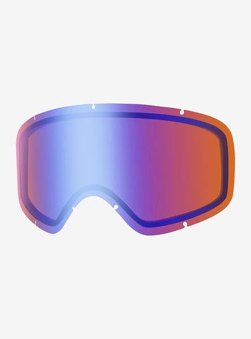 Anon - Women's Insight Sonar Blue Snow Goggle Replacement Lens