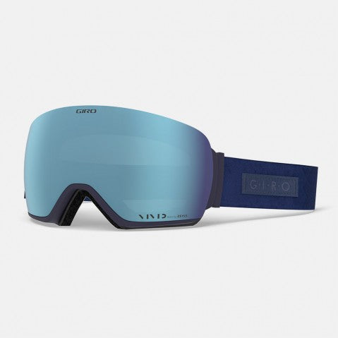 Giro - Lusi Midnight Velvet Snow Goggles / Vivid Royal + Vivid Infrared Lenses
