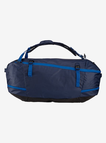 Burton - Multipath Duffel 90L Dress Blue Coated Duffel Bag