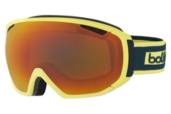 Bolle - TSAR Matte Yellow & Teal Goggles, Sunrise Lenses
