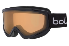 Bolle - Freeze Shiny Black Goggles, Citrus Lenses