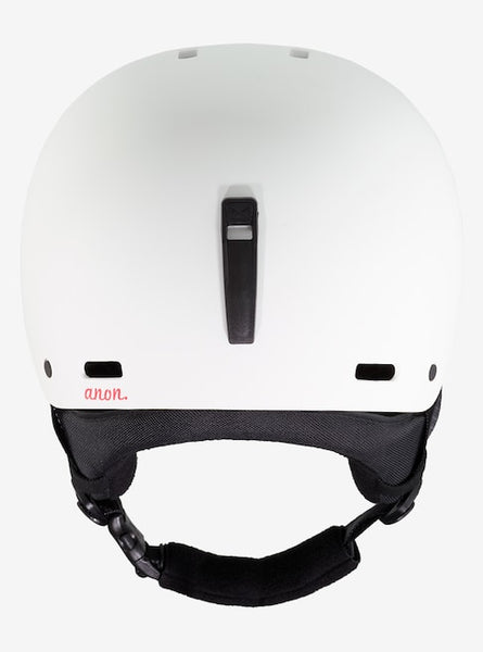 Anon - Women's Greta Large White Snow Helmet