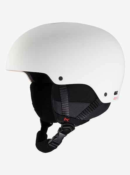 Anon - Women's Greta Medium White Snow Helmet