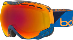 Bolle - Emperor Navy Orange Zenith Snow Goggles / Sunrise Lenses