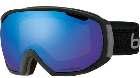 Bolle - Tsar Matte Black Snow Goggles / Phantom Lenses
