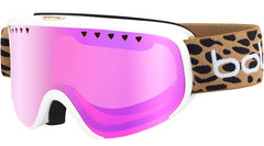 Bolle - Scarlett Anna Veith Signature Series Snow Goggles / Rose Gold Lenses