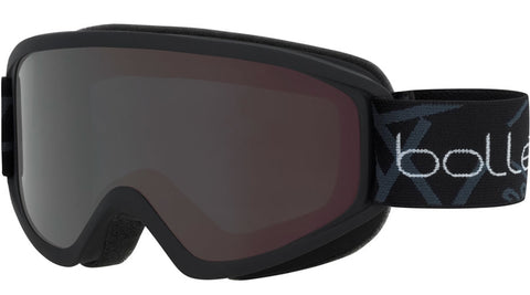 Bolle - Freeze Matte Black Snow Goggles / Grey Lenses