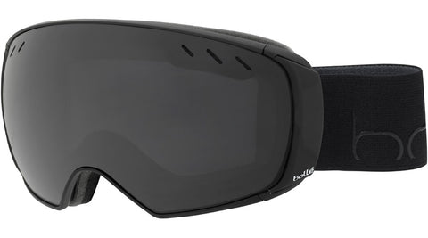 Bolle - Virtuose Black Tone Snow Goggles / Grey + Lemon Gun Lenses