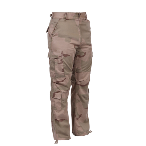 Rothco - Vintage Paratrooper Tri-Color Desert Camo Fatigue Pants