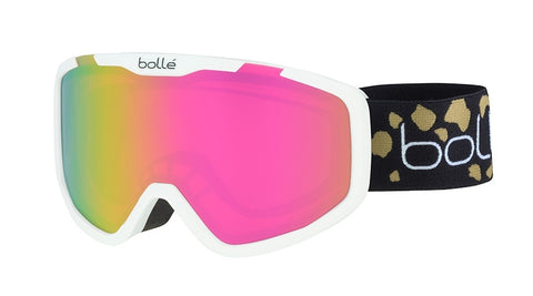 Bolle - Rocket Plus Anna Veith Signature Serie Snow Goggles / Rose Gold Lenses