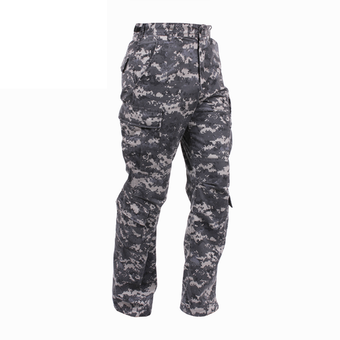 Rothco - Vintage Paratrooper Subdued Urban Digital Camo Fatigue Pants