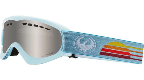 Dragon - DX Rise Snow Goggles / Silver Ion Lenses