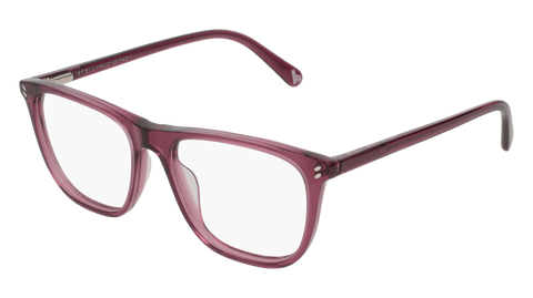 Stella McCartney - SK0043O Violet Eyeglasses / Demo Lenses