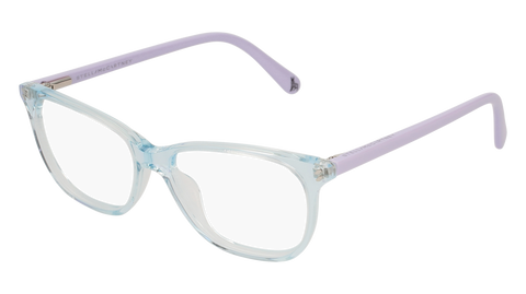 Stella McCartney - SK0045O Light Blue Eyeglasses / Demo Lenses