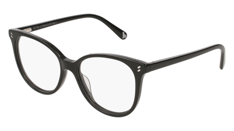 Stella McCartney - SK0046O Black Eyeglasses / Demo Lenses