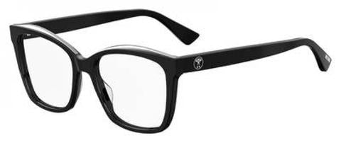 Moschino - Mos 528 Black Eyeglasses / Demo Lenses