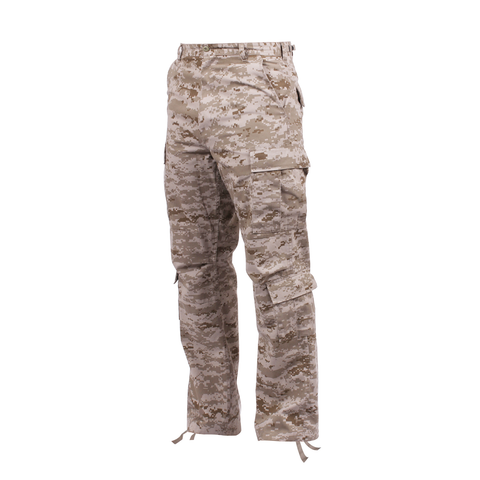 Rothco - Vintage Paratrooper Desert Digital Camo Fatigue Pants