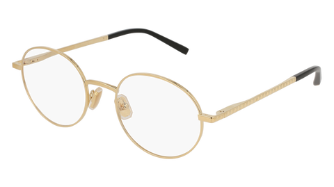 Boucheron - BC0054O Gold Eyeglasses / Demo Lenses