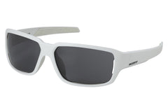 Scott - Obsess ACS White Matte Sunglasses, Grey Lenses
